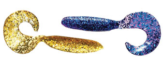 Soft Plastic Grubs 5 inch fishing lures