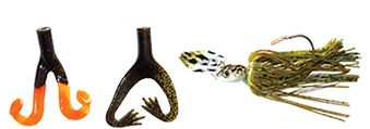 ChatterFrog fishing lures