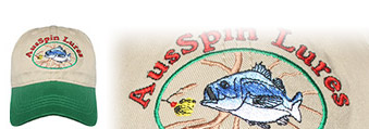 AusSpin Lures Fishing Hat